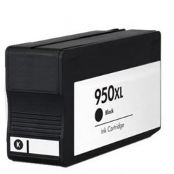 HP 950XL 950 XL Black Ink Cartridge
